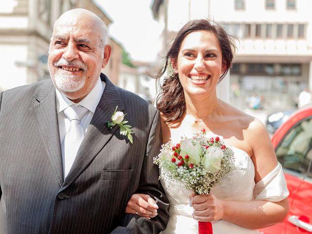 Il matrimonio di Marco e Claudia a Melegnano, Milano 37