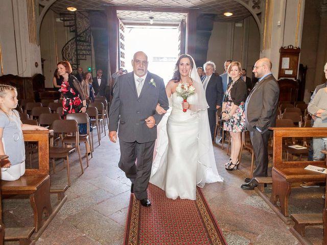 Il matrimonio di Marco e Claudia a Melegnano, Milano 38