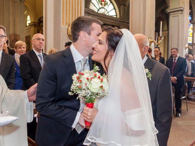 Il matrimonio di Marco e Claudia a Melegnano, Milano 39