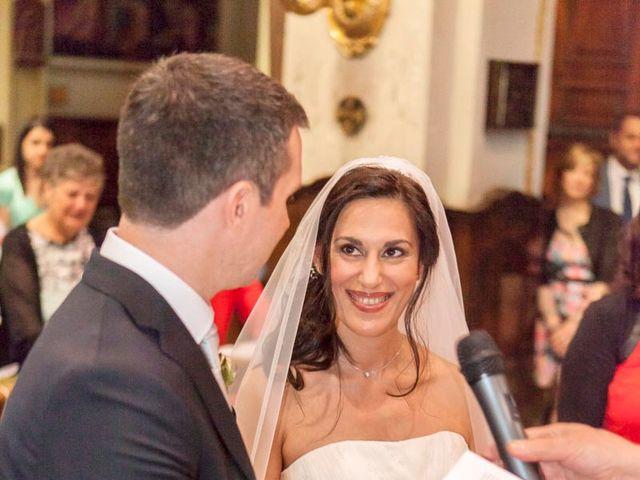 Il matrimonio di Marco e Claudia a Melegnano, Milano 42