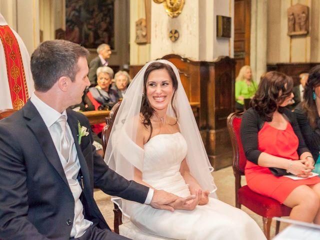 Il matrimonio di Marco e Claudia a Melegnano, Milano 45