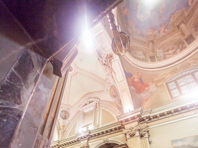 Il matrimonio di Marco e Claudia a Melegnano, Milano 46