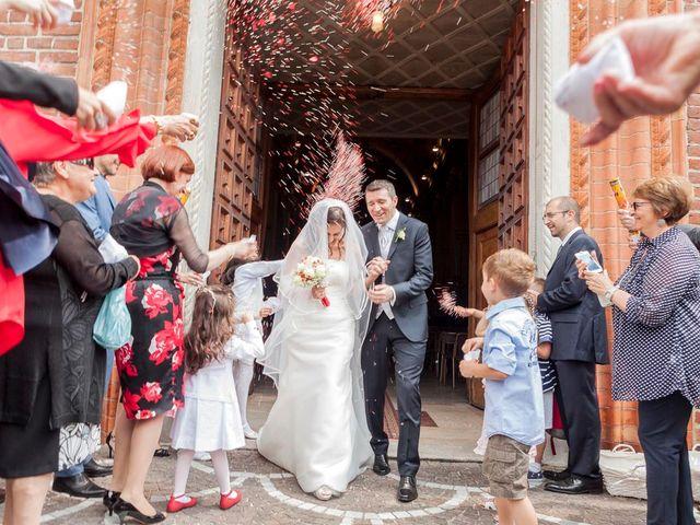 Il matrimonio di Marco e Claudia a Melegnano, Milano 49