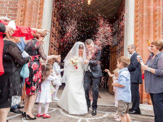 Il matrimonio di Marco e Claudia a Melegnano, Milano 50