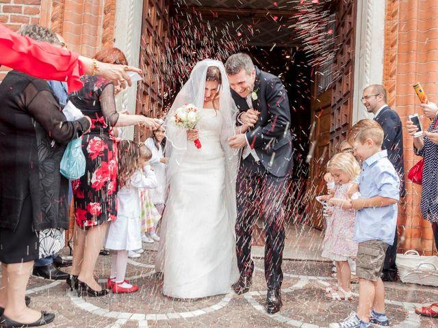 Il matrimonio di Marco e Claudia a Melegnano, Milano 52