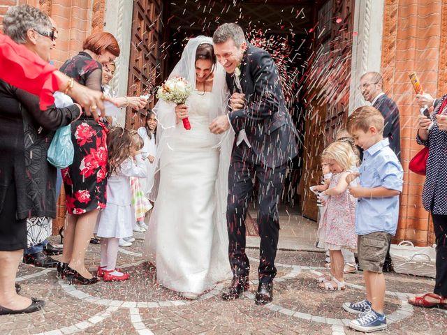 Il matrimonio di Marco e Claudia a Melegnano, Milano 53