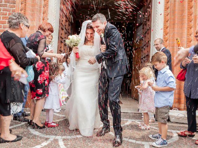 Il matrimonio di Marco e Claudia a Melegnano, Milano 54