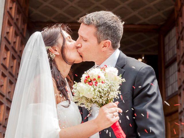 Il matrimonio di Marco e Claudia a Melegnano, Milano 55