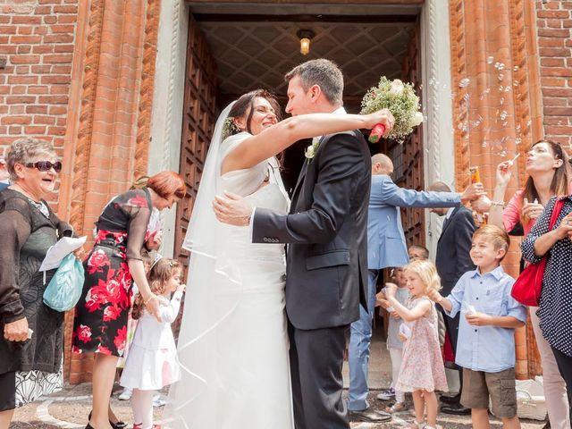 Il matrimonio di Marco e Claudia a Melegnano, Milano 56