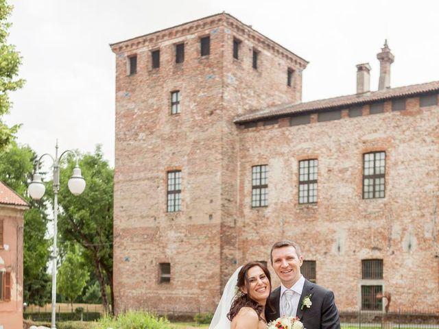 Il matrimonio di Marco e Claudia a Melegnano, Milano 58