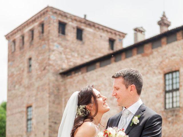Il matrimonio di Marco e Claudia a Melegnano, Milano 60
