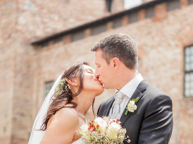 Il matrimonio di Marco e Claudia a Melegnano, Milano 61