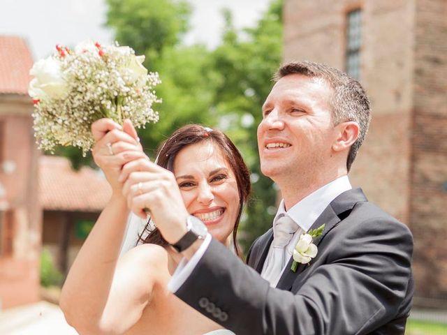 Il matrimonio di Marco e Claudia a Melegnano, Milano 62
