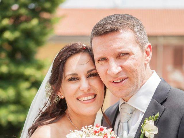 Il matrimonio di Marco e Claudia a Melegnano, Milano 63