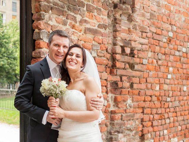 Il matrimonio di Marco e Claudia a Melegnano, Milano 64
