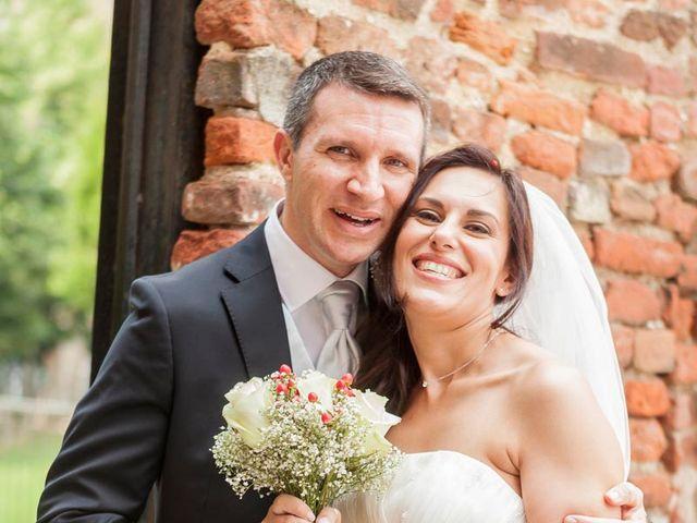 Il matrimonio di Marco e Claudia a Melegnano, Milano 65
