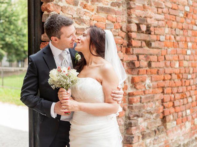 Il matrimonio di Marco e Claudia a Melegnano, Milano 66