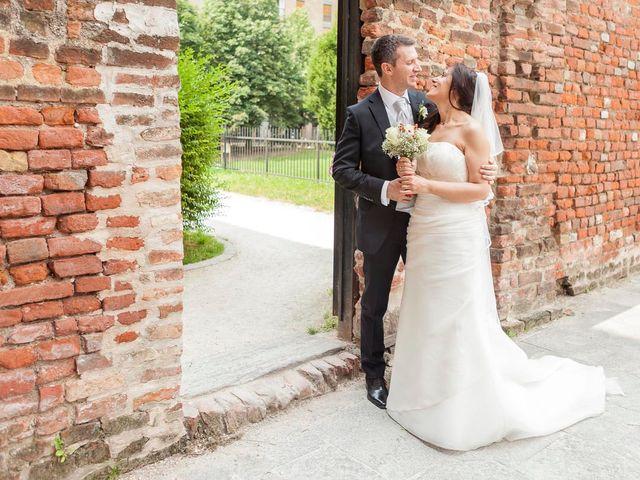 Il matrimonio di Marco e Claudia a Melegnano, Milano 67