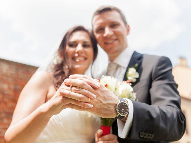 Il matrimonio di Marco e Claudia a Melegnano, Milano 70