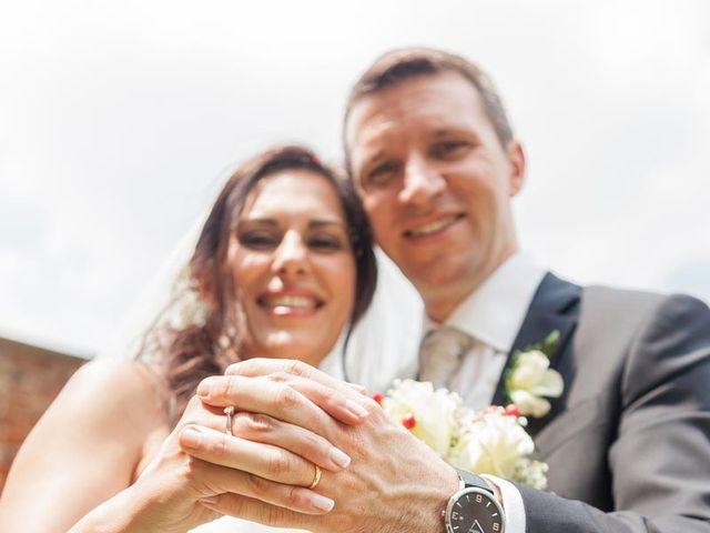 Il matrimonio di Marco e Claudia a Melegnano, Milano 71