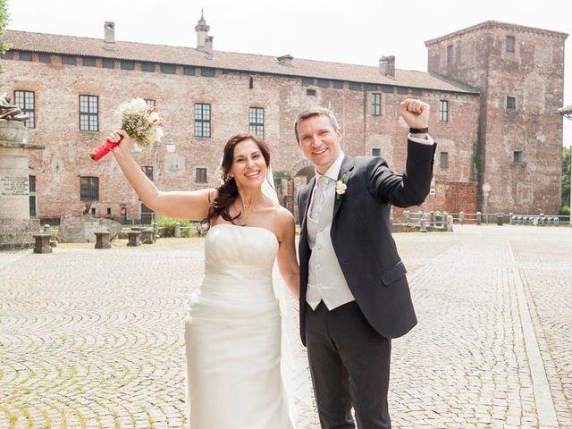 Il matrimonio di Marco e Claudia a Melegnano, Milano 75