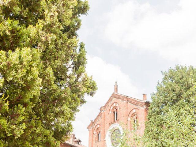 Il matrimonio di Marco e Claudia a Melegnano, Milano 81