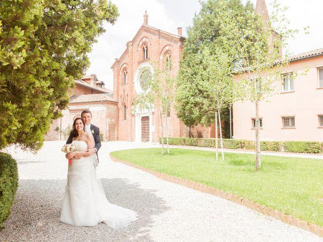 Il matrimonio di Marco e Claudia a Melegnano, Milano 82