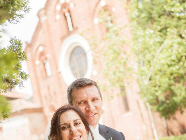 Il matrimonio di Marco e Claudia a Melegnano, Milano 83