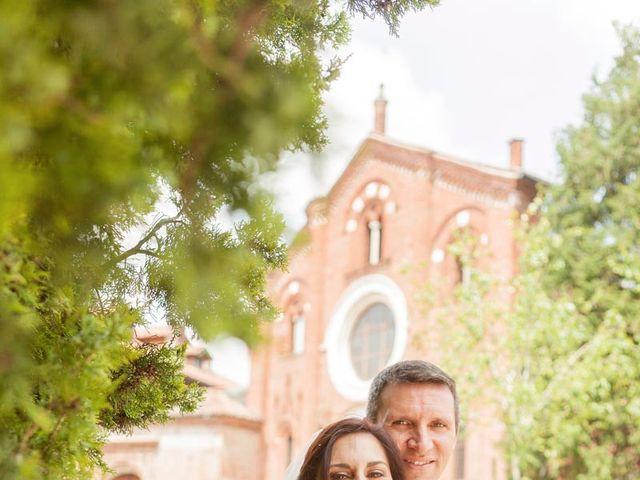 Il matrimonio di Marco e Claudia a Melegnano, Milano 84