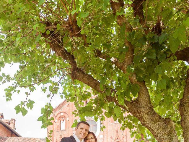 Il matrimonio di Marco e Claudia a Melegnano, Milano 85