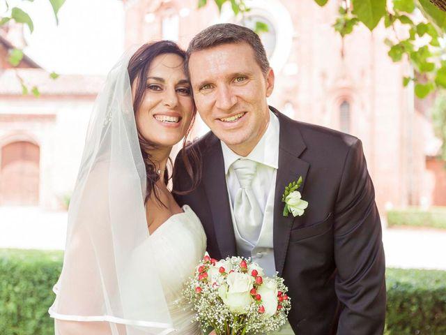 Il matrimonio di Marco e Claudia a Melegnano, Milano 87