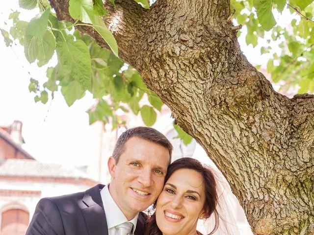 Il matrimonio di Marco e Claudia a Melegnano, Milano 89