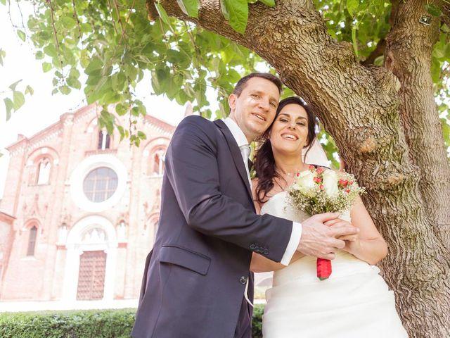 Il matrimonio di Marco e Claudia a Melegnano, Milano 90
