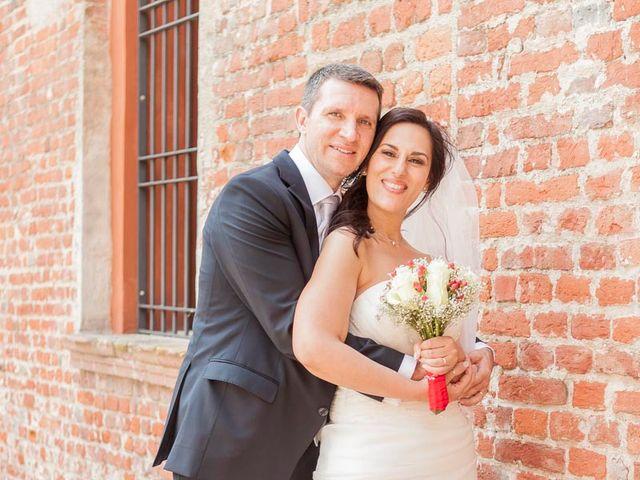 Il matrimonio di Marco e Claudia a Melegnano, Milano 91