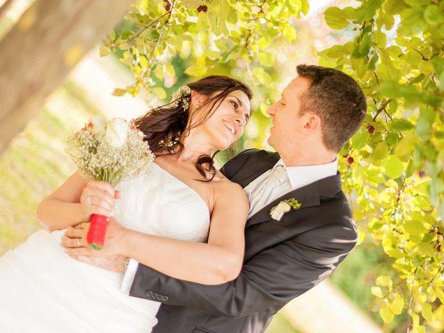 Il matrimonio di Marco e Claudia a Melegnano, Milano 135