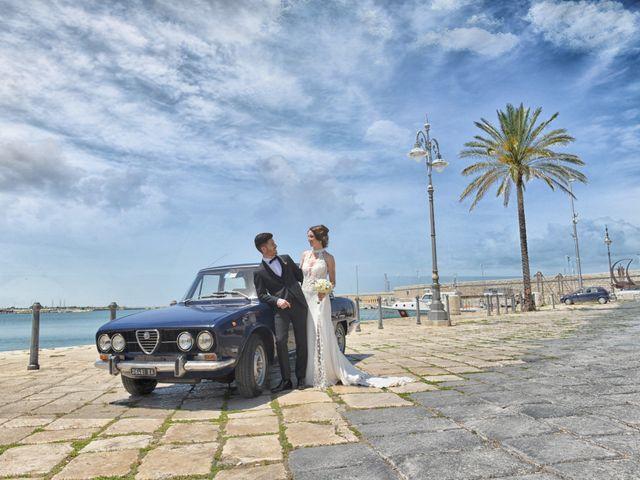 le nozze di Loredana e Tommaso