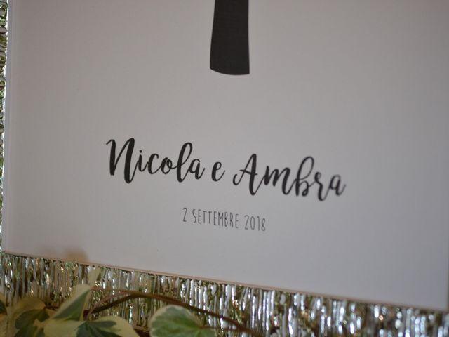 Il matrimonio di Nicola e Ambra a Carmignano, Prato 22