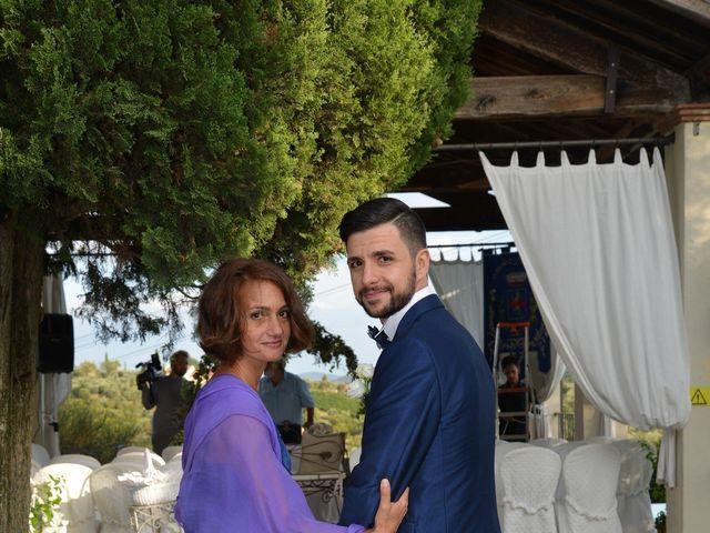 Il matrimonio di Nicola e Ambra a Carmignano, Prato 31