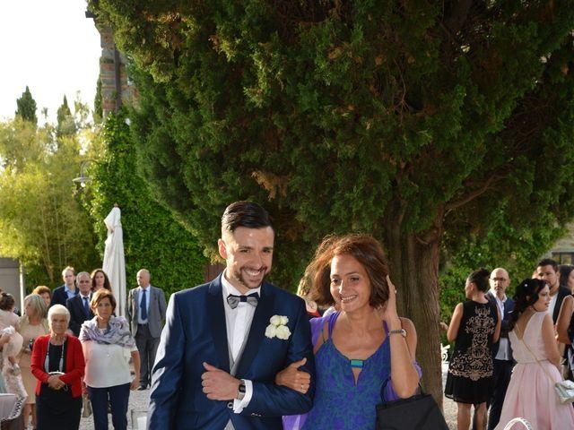 Il matrimonio di Nicola e Ambra a Carmignano, Prato 32