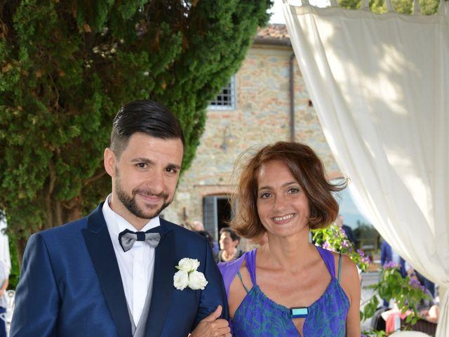 Il matrimonio di Nicola e Ambra a Carmignano, Prato 33