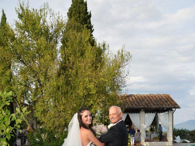Il matrimonio di Nicola e Ambra a Carmignano, Prato 34