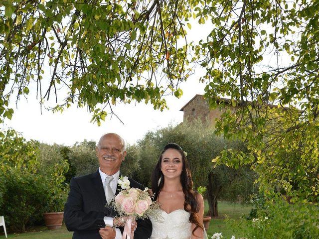 Il matrimonio di Nicola e Ambra a Carmignano, Prato 35