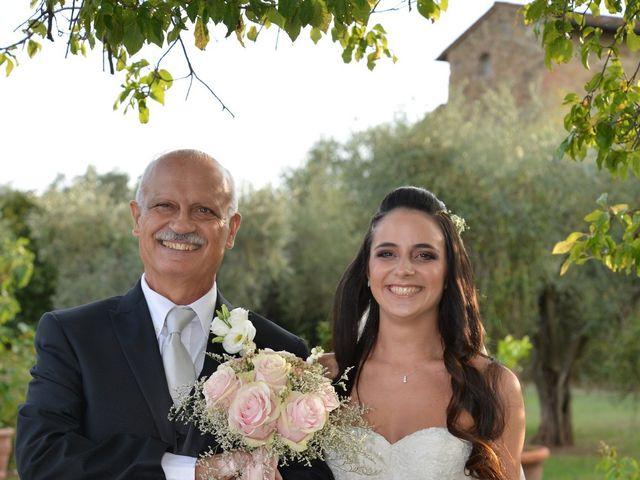 Il matrimonio di Nicola e Ambra a Carmignano, Prato 36