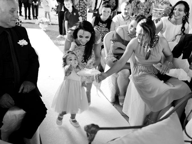 Il matrimonio di Nicola e Ambra a Carmignano, Prato 49