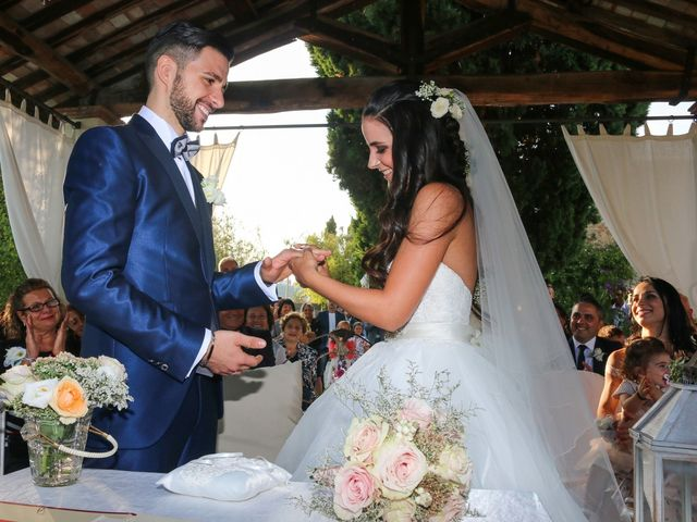 Il matrimonio di Nicola e Ambra a Carmignano, Prato 55