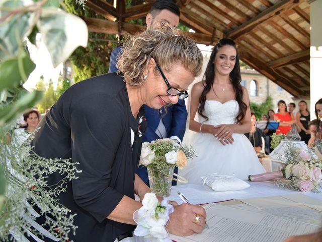Il matrimonio di Nicola e Ambra a Carmignano, Prato 60
