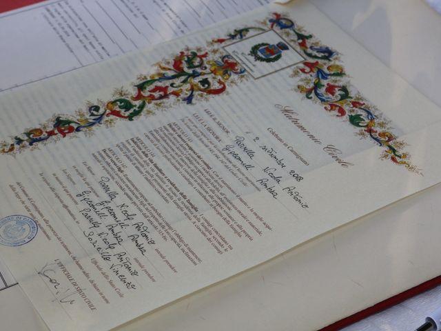 Il matrimonio di Nicola e Ambra a Carmignano, Prato 62