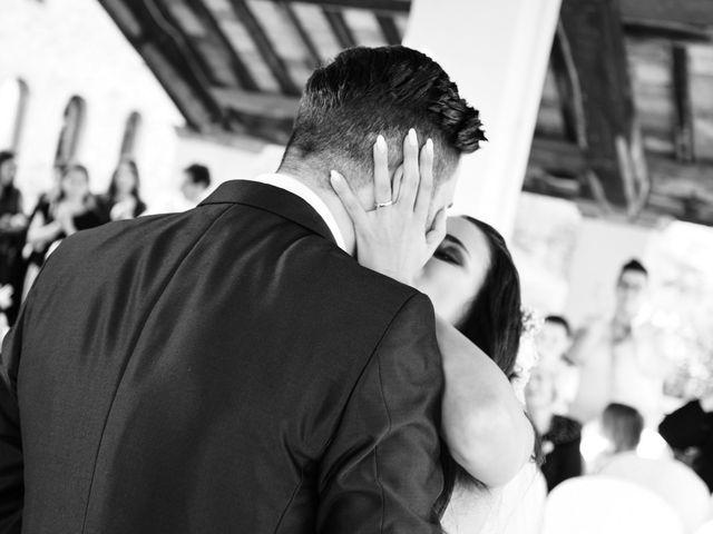 Il matrimonio di Nicola e Ambra a Carmignano, Prato 63