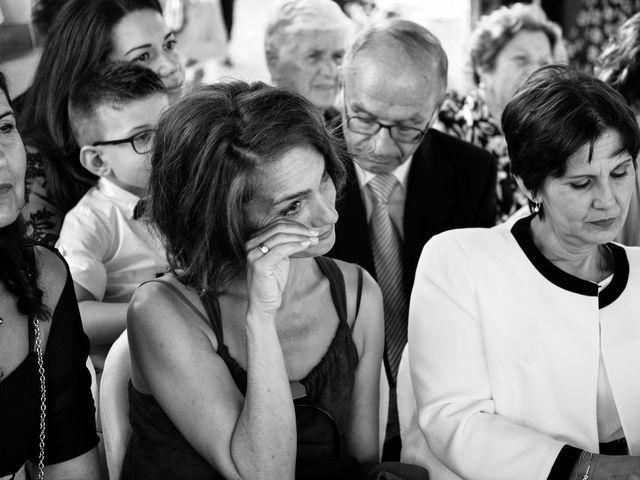 Il matrimonio di Nicola e Ambra a Carmignano, Prato 64