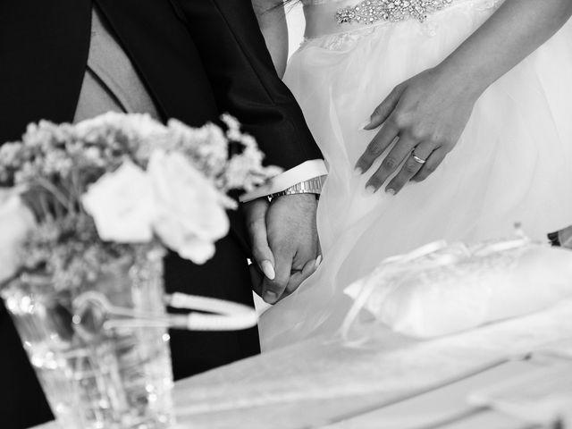 Il matrimonio di Nicola e Ambra a Carmignano, Prato 65